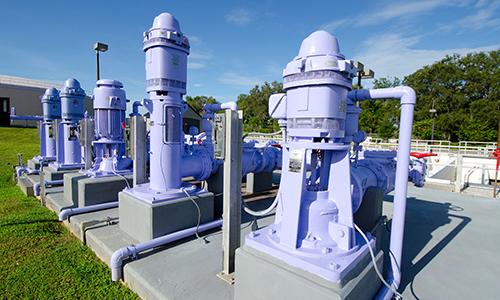 Polk County Utilities – Master Database